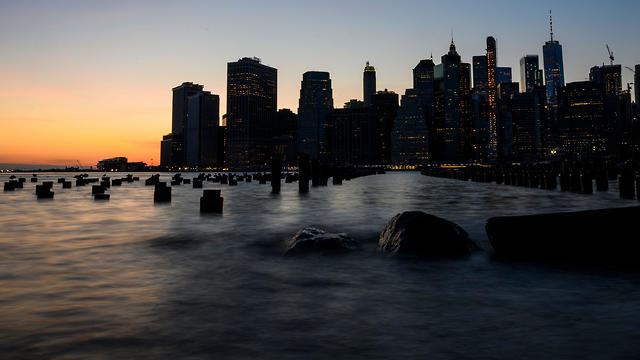 אוקיינוס  (צילום: AFP)