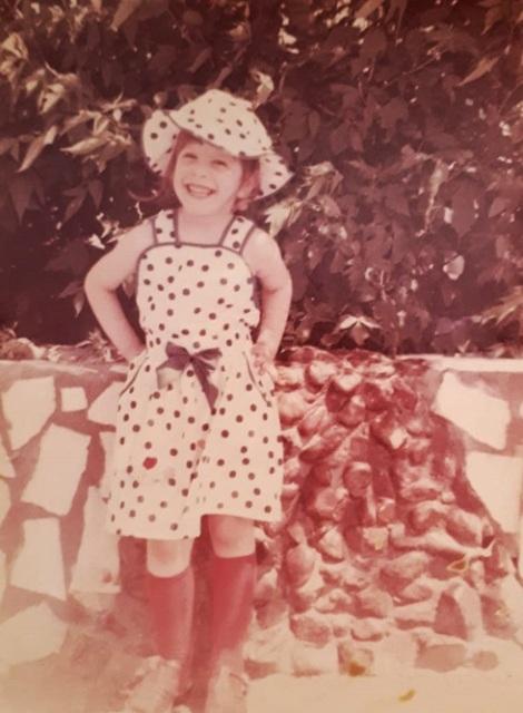 """""""Я злилась на своих родителей за то, что они привезли меня в Израиль"""". Фото: частный альбом"""