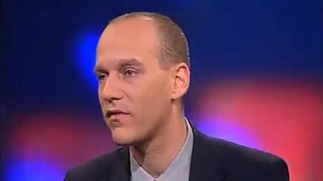 Channel 12 correspondent Guy Peleg (Photo: Courtesy)