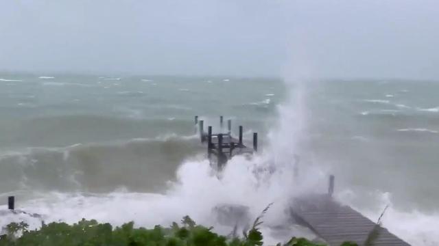איי בהאמה סופה הוריקן דוריאן (צילום: רויטרס)