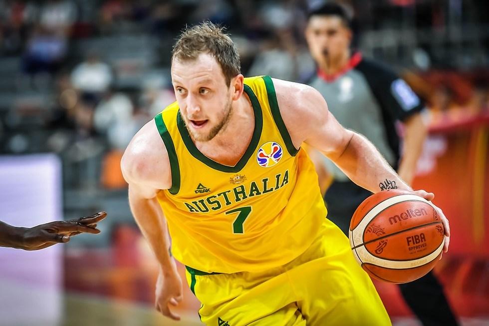 ג'ו אינגלס (צילום: FIBA.COM)