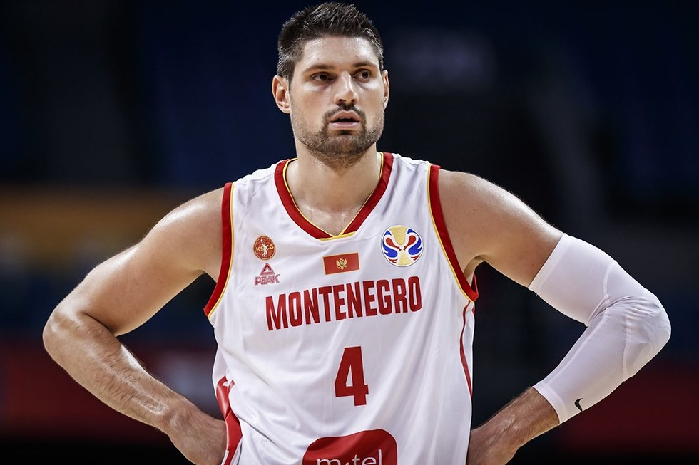 ניקולה ווצ'ביץ'  (צילום: FIBA.COM)