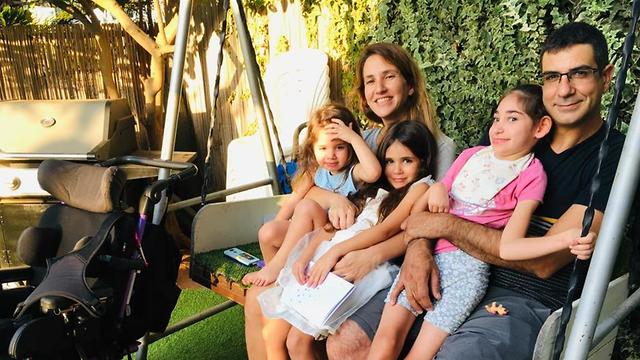 משפחת כהן (צילום: אלבום פרטי)
