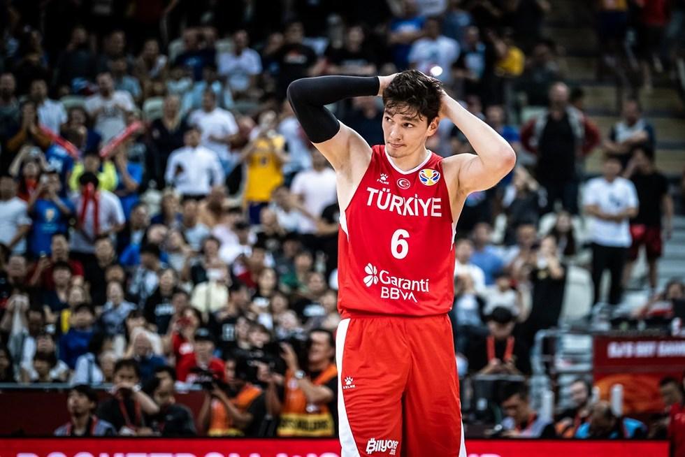 צ'די עוסמאן (צילום: FIBA.com)