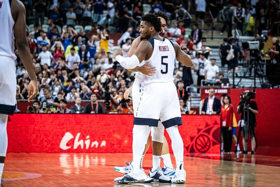 דונובן מיצ'ל (צילום: FIBA.com)