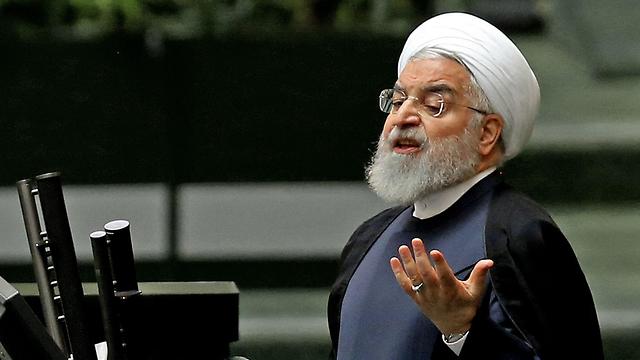 Президент Ирана Рухани. Фото: AFP
