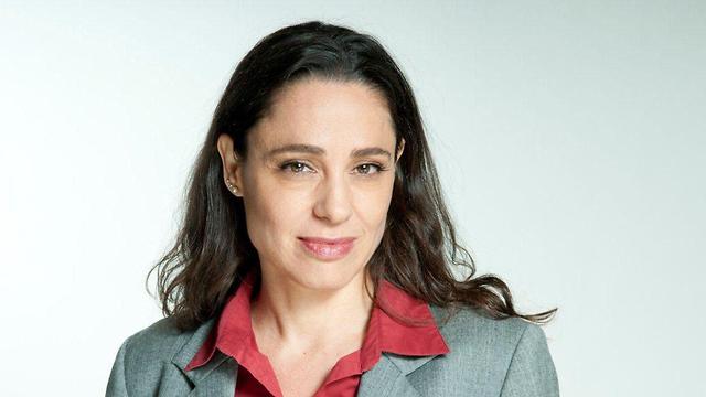 מאיה יעקבס (צילום: דור מלכה)