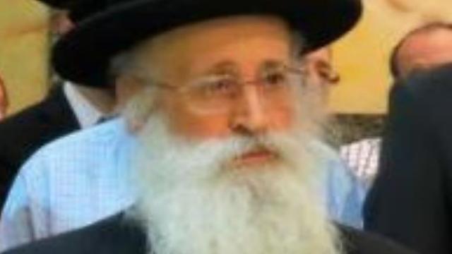 הרב דניאל סיתהון באירוע בקהילת
