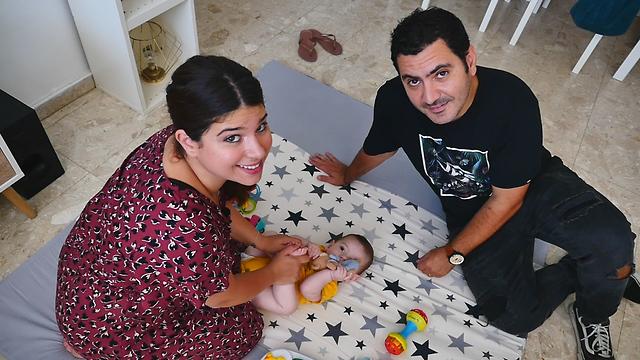 משפחת דניאלס משפחה בצמיחה (ירון שרון)