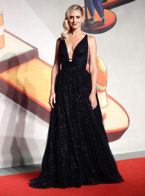 קיארה פראני לובשת כריסטיאן דיור (צילום: Vittorio Zunino Celotto/GettyimagesIL)