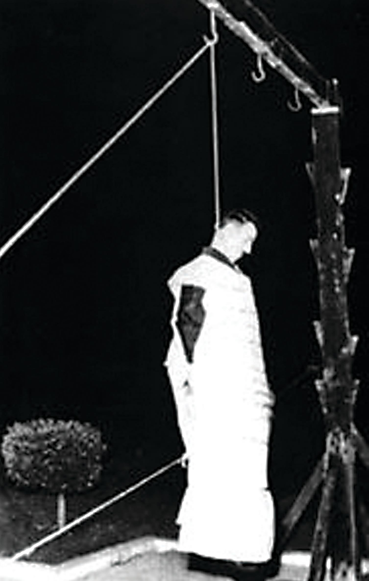 הוצאתו להורג של כהן