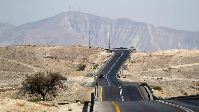 Jordan Valley  (Photo: Reuters)