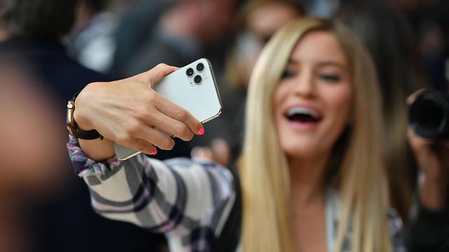 אייפון 11 (צילום: AFP)