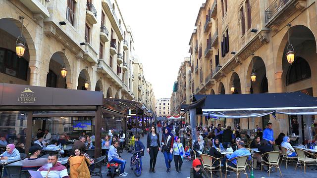 ביירות (צילום: shutterstock)
