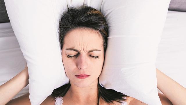 הפרעה לשינה (צילום: Shutterstock)