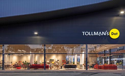 """הכי One Stop Shop. הסניף החדש של רשת טולמנ'ס ברחוב הלח""""י  (צילום: עמית גרון)"""