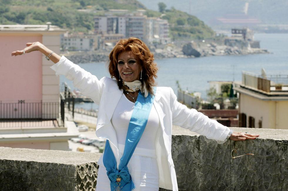 סופיה לורן, 2005 (צילום: Salvatore Laporta/GettyimagesIL)