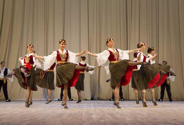 """Сюита греческих танцев"". Фото: Евгений Масаликов"
