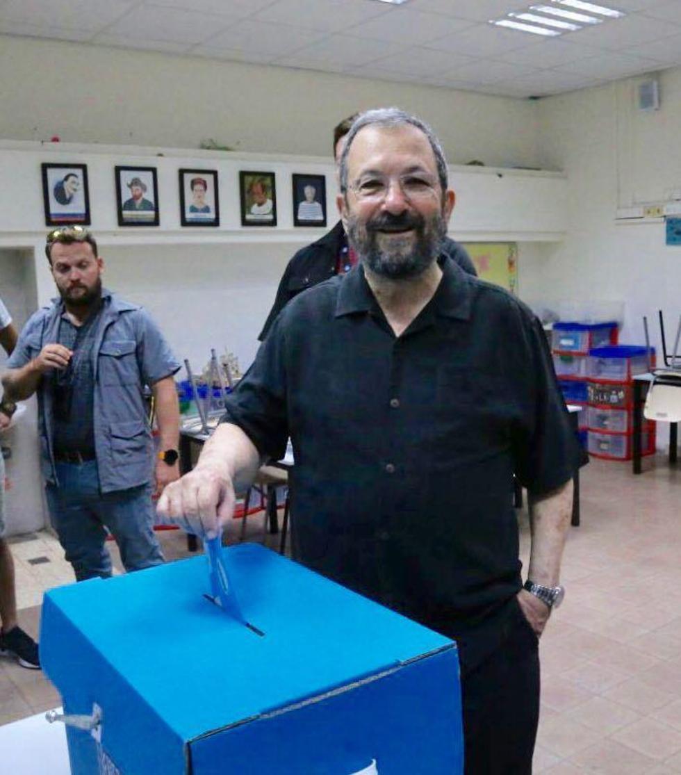 Эхуд Барак. Фото: Моти Кимхи