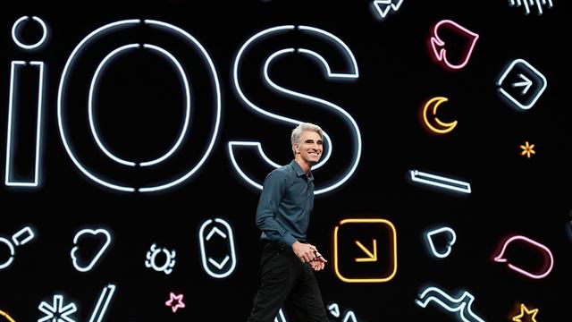 אפל IOS13 קרייג פדריגי (צילום: דוברות אפל)