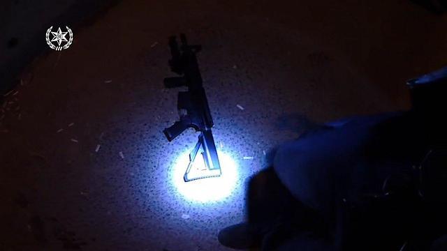 פענוח רצח חמודה מוגרבי ברמלה (צילום: דוברות המשטרה )