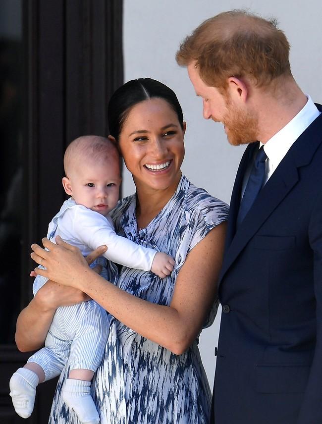 משפחה יפה ומלכותית! (צילום: Gettyimages)