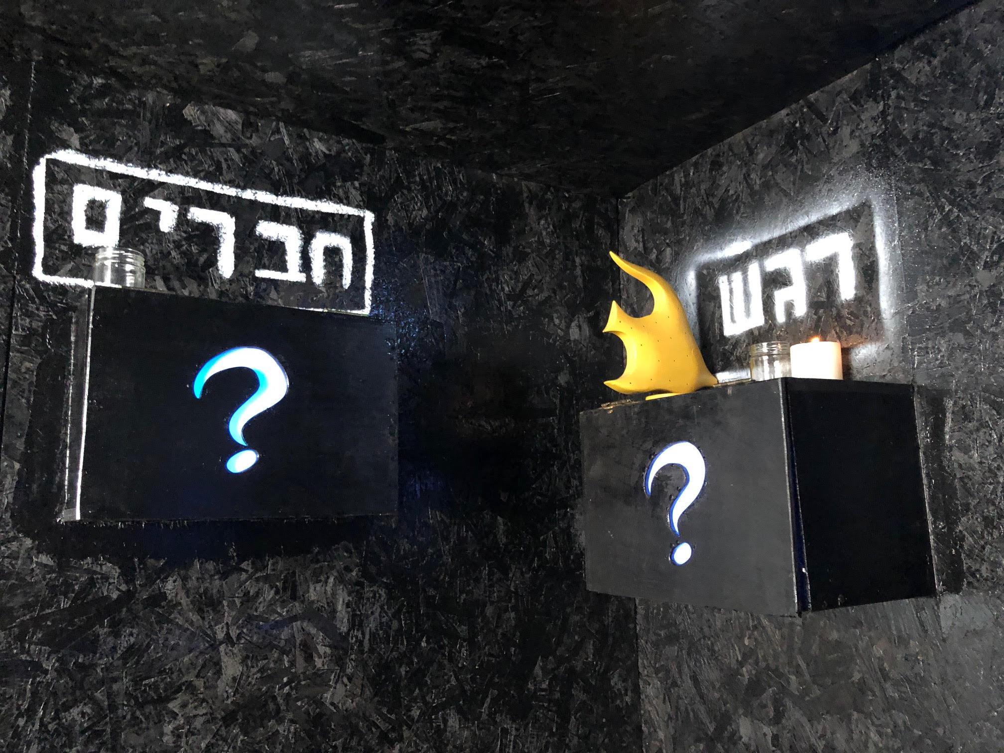 Mystery Box (צילום: תיקי גולן)