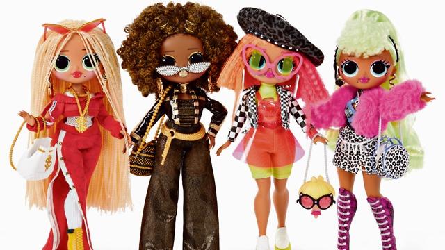 Куколки LOL. Фото:  MGA Entertainment