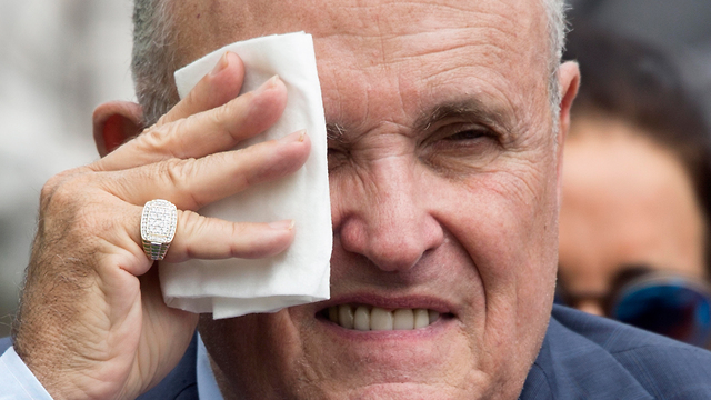Attorney Rudy Giuliani (Photo: EPA)