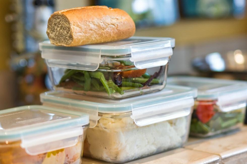 קופסאות זכוכית מושלמות לאחסון (צילום: shuttrestock)