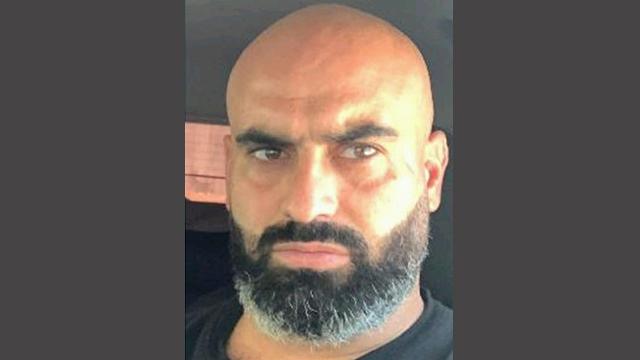 הנרצח אחמד מנאע מארוע הירי במג'ד אל כרום ()