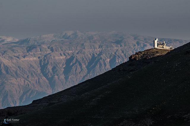 Мицпор-Моав в Араде. Фото: Эяль Тамир