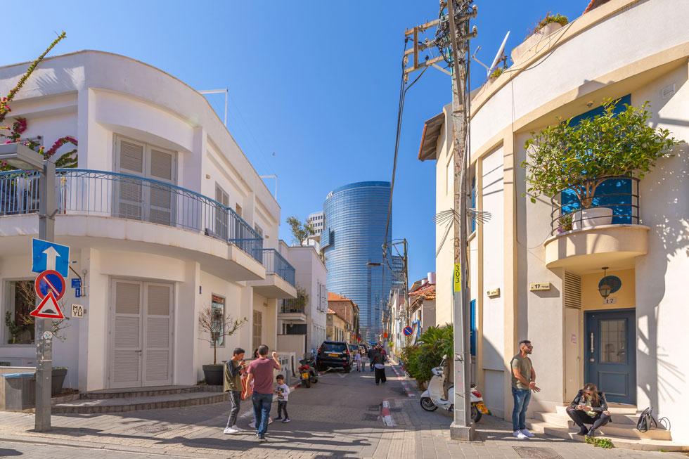 """ותודה לאהרן שלוש שהקים את השכונה הזו. """"החשיבות של המשפחה היא בראשוניות שלה"""" (צילום: Frank Fell Media/Shutterstock.com)"""