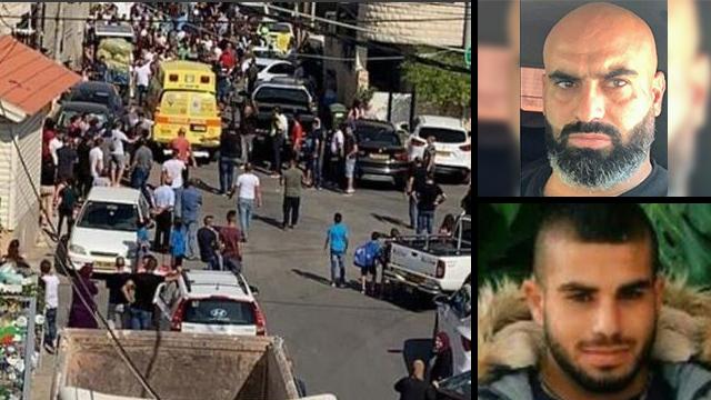 אחמד חליל מנאע רצח מג'ד אל כרום מגזר ערבי ()