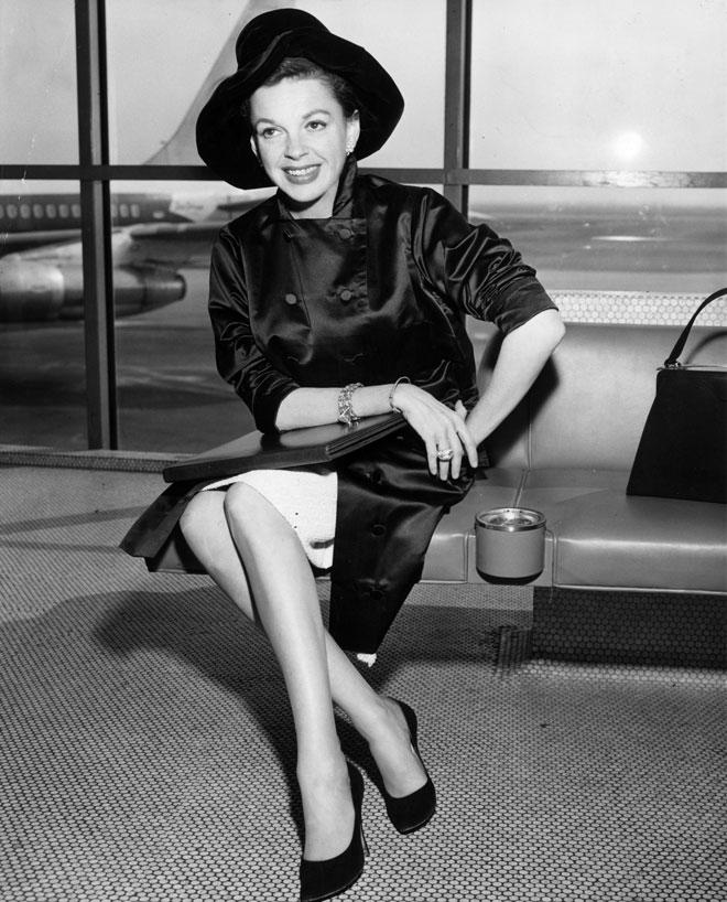 גרלנד בשנת 1955 (צילום:  Keystone/GettyimagesIL)