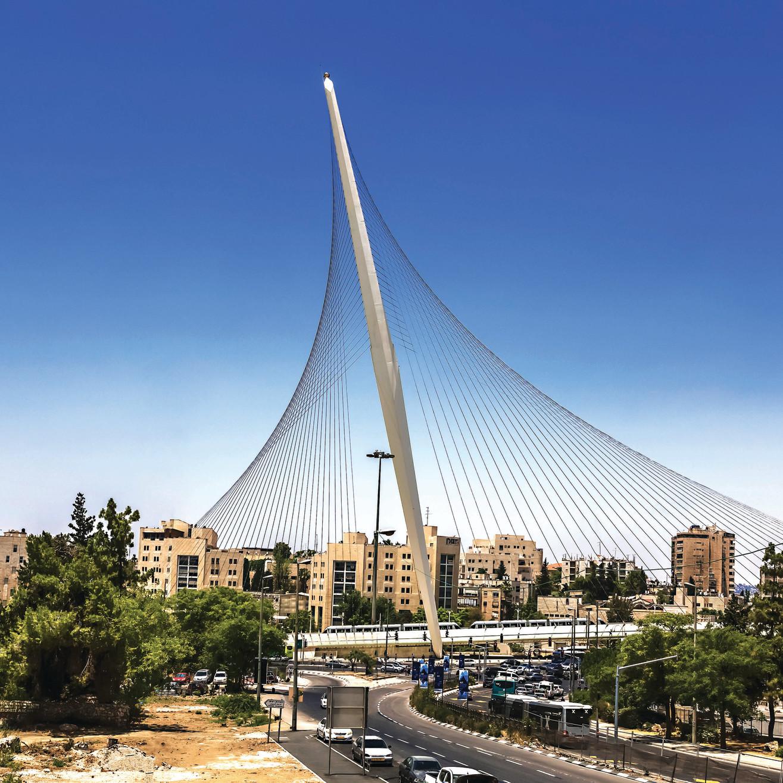 התחלות הבנייה המועטות לא עונות על הביקושים. ירושלים (צילום: שאטרסטוק) ()