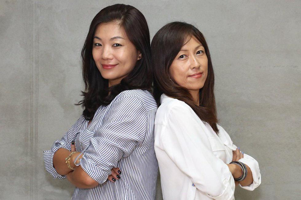 מימין: מיהו בק וטאג׳ין קים (מתוך האתר tripjunction.com)