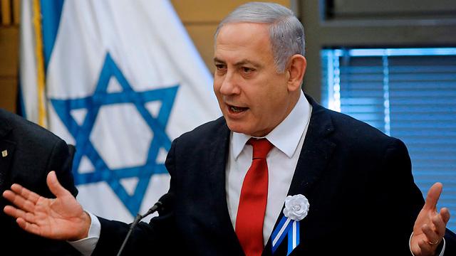 Prime Minister Benjamin Netanyahu (Photo: AFP)