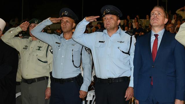 Public Security and Strategic Affairs Gilad Erdan  (Photo: Nahum Segal)