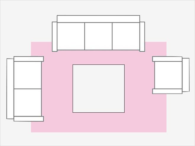 אפשר גם רגליים קדמיות של הרהיטים, בייחוד כאשר הם נשענים אל הקיר