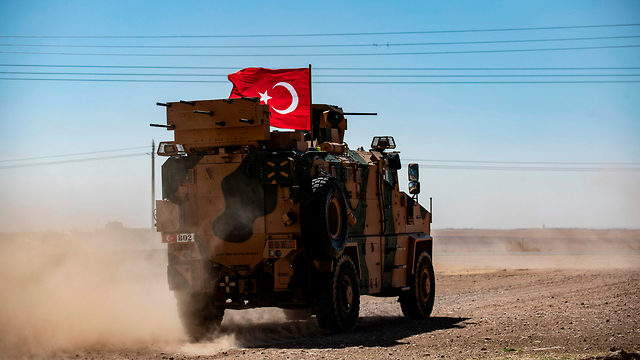 Turkish troops in Syria (Photo: AFP)