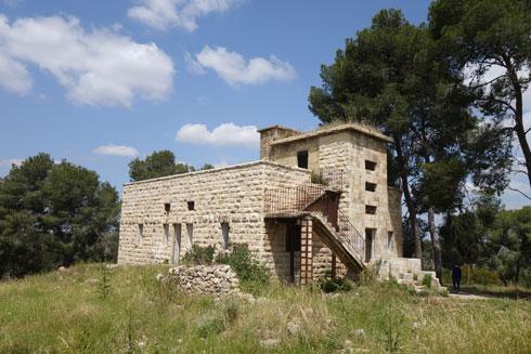 השייח' קיבל החלטה לעזוב את הכפר ולבנות בית מחוצה לו (צילום: מיכאל יעקובסון)