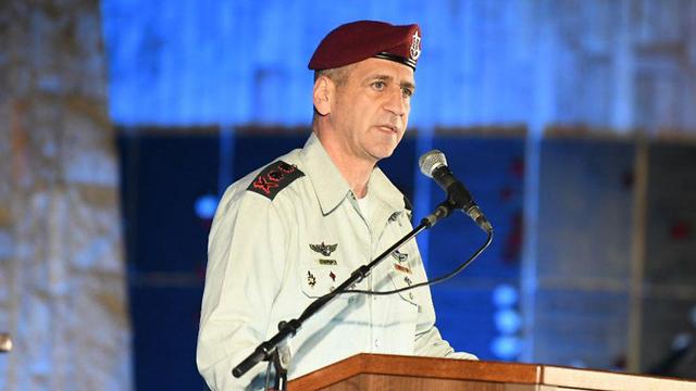 IDF Chief of Staff Aviv Kochavi (Photo: Yair Sagi)