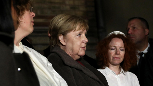 Chancellor Angela Merkel  (Photo: Reuters)