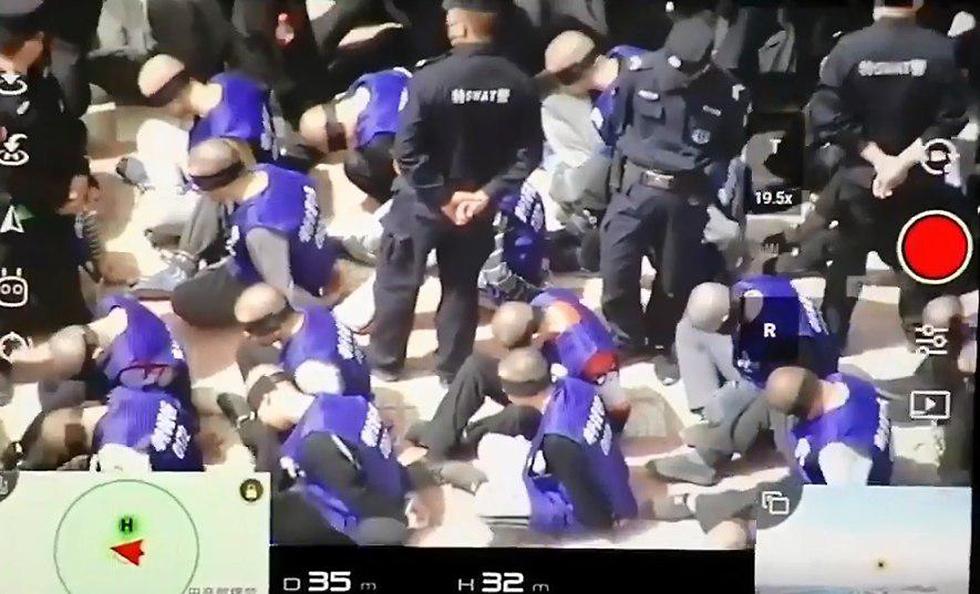 מוסלמים במחנות בסין-אין גבול לאכזריות-המוסלמים עלולים להיות הרוב בסין בקרוב 953166401000100980594no