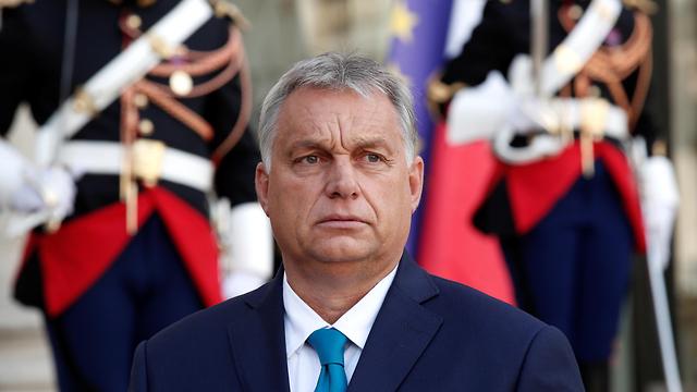 ראש ממשלת הונגריה ויקטור אורבן (צילום: רויטרס)
