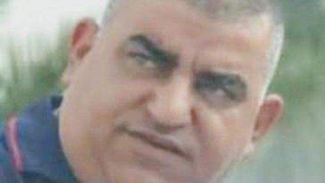 ירי על יוסף סלימאן אגבאריה מהנדס במשרדי מי עירון בטייבה ()