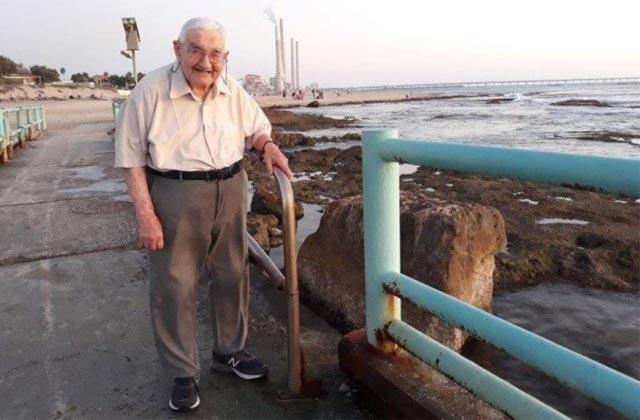 Малкиэль Бен-Цви. Фото: личный архив