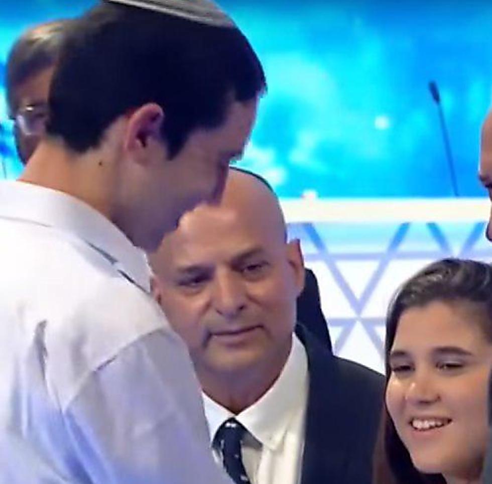 עדריאל שילת ואוריה כהן בחידון התנ