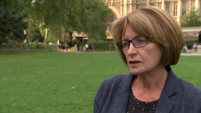 British Jewish MP Louise Ellman
